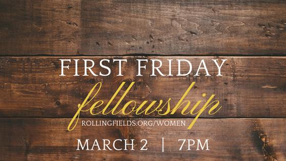 Women's Fellowship Website march 2